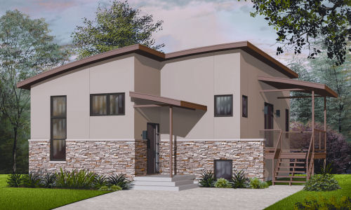 Casa de 2 pisos 3 habitaciones y 175 metros cuadrados for Casa rural 4 habitaciones