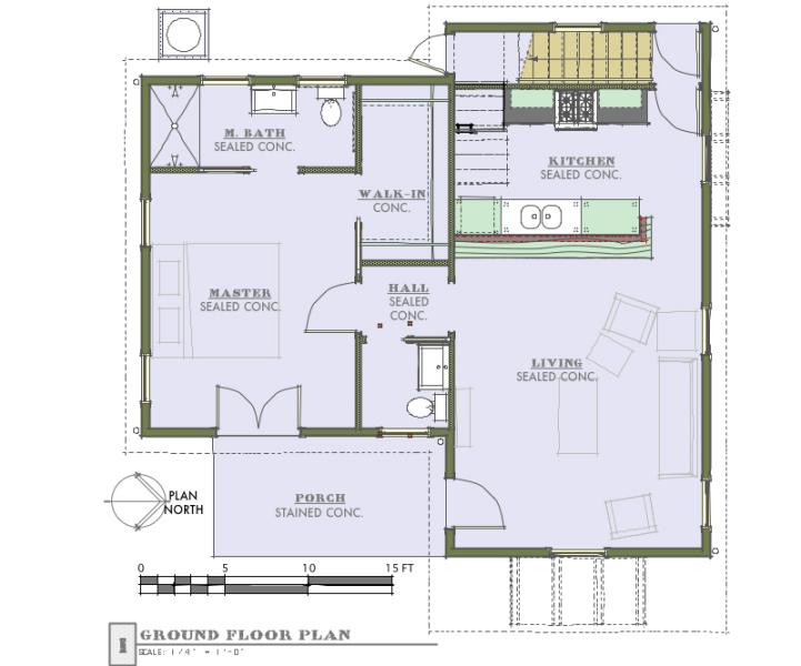 Casa de 2 pisos 3 habitaciones y 140 metros cuadrados for Piso 70 metros cuadrados 3 habitaciones