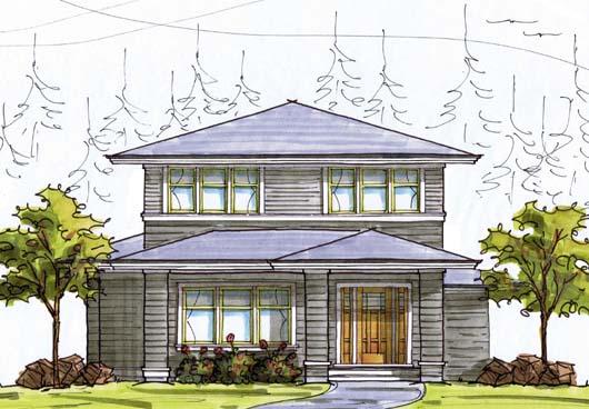 Modelos de casas de dos plantas imagui for Modelos de casas de dos pisos