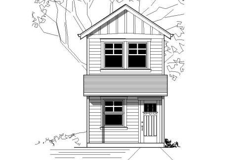 Casa de dos pisos una habitacion y 55 metros cuadrados - Piso 30 metros cuadrados ...