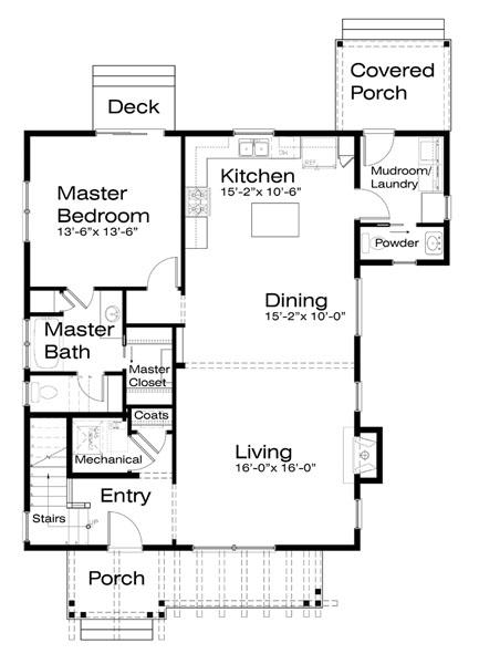Casa de dos pisos tres dormitorios y 170 metros cuadrados for Bano 2 metros cuadrados