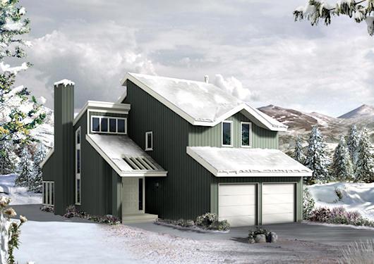 Casa de 2 pisos 3 dormitorios y 174 metros cuadrados for Dormitorio 10 metros cuadrados