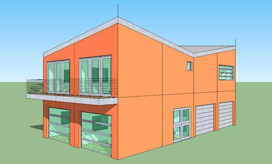 Casa de 2 pisos, 4 dormitorios y 160 metros cuadrados