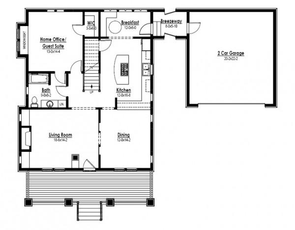 Casa de 2 pisos 3 habtiaciones y 205 metros cuadrados - Bano 3 metros cuadrados ...