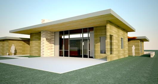 Casa moderna de 3 dormitorios y 191 metros cuadrados for Casa moderna gratis