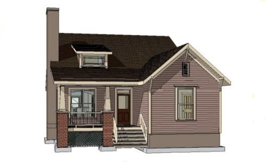 Casa de 3 dormitorios y 142 metros cuadrados Planos de Casas Gratis