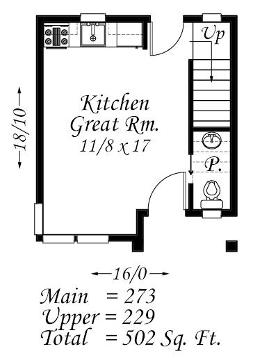 Baño Bajo Escalera Planos:planos de casas pequeñas