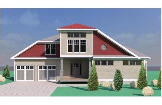Casa de dos pisos dos dormitorios y 210 metros cuadrados