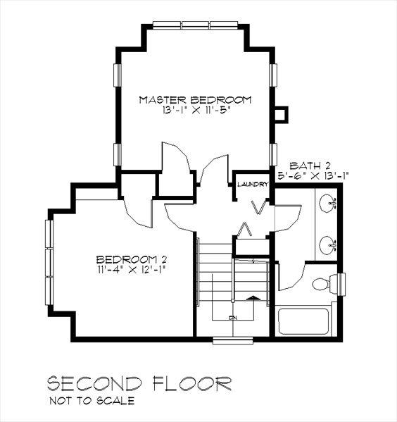 Casa de dos pisos tres dormitorios y 102 metros cuadrados for Dormitorio 10 metros cuadrados