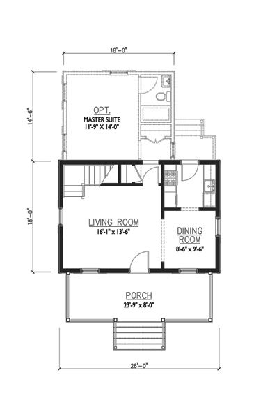 planos de casas por etapas