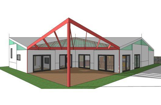 Planos de casas en 3d gratis planos de casas gratis for Planos de casas modernas en 3d