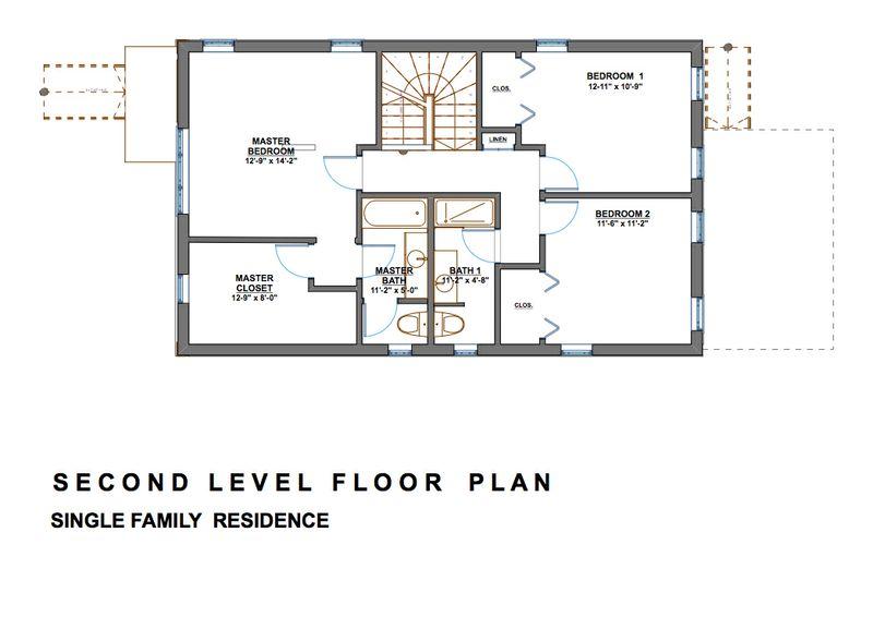 Construir Un Baño En Planta Alta:24 X 40 House Floor Plans