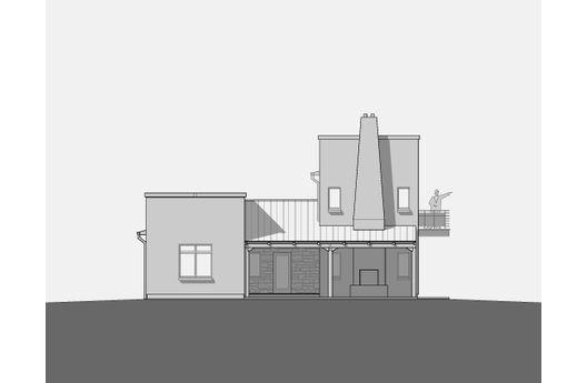 Casa mediterranea de tres dormitorios y 189 metros cuadrados