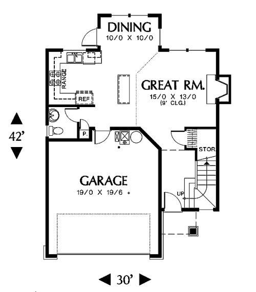 Casa de dos plantas tres dormitorios y 136 metros for Casa de dos plantas de 70 metros cuadrados