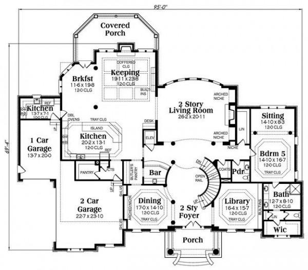 Planos de mansiones gratis imagui for Representacion de planos arquitectonicos