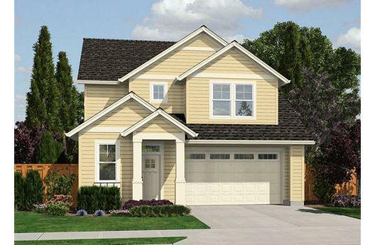 Muy bonita casa de dos plantas tres dormitorios y 148 for Casa de dos plantas construyehogar