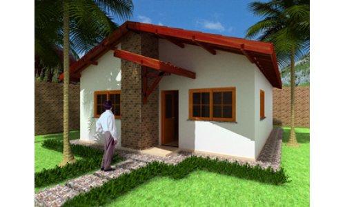 Casa economica de tres dormitorios y 62 metros cuadrados for Apartamentos de 30 metros cuadrados