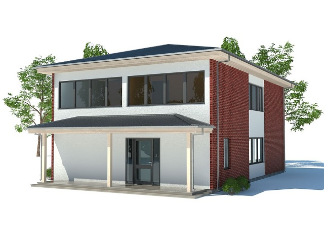 Muy linda casa de dos plantas tres dormitorios y 145 Casas modernas una planta 3 dormitorios