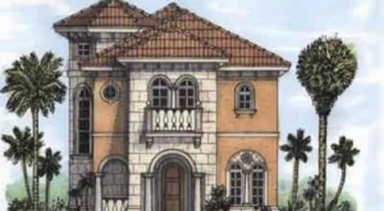 Llamativa casa mediterranea, de dos plantas, tres dormitorios y 181 metros cuadrados