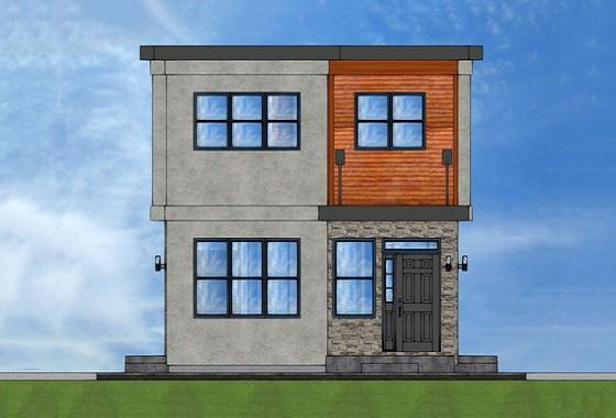 Planos de casas de 100 metros cuadrados planos de casas for Piso 100 metros cuadrados