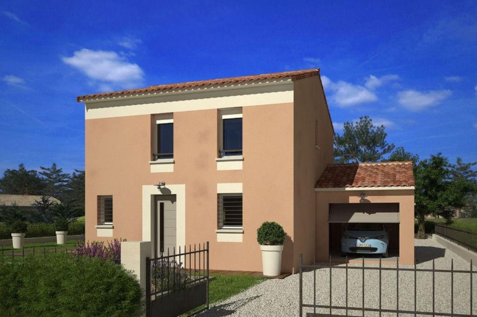 Duplex con cochera de 3 dormitorios y 110 metros cuadrados for Casa de 40 metros cuadrados