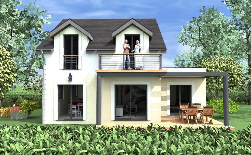 Planos de casas de 100 metros cuadrados planos de casas for Dormitorio 15 metros cuadrados