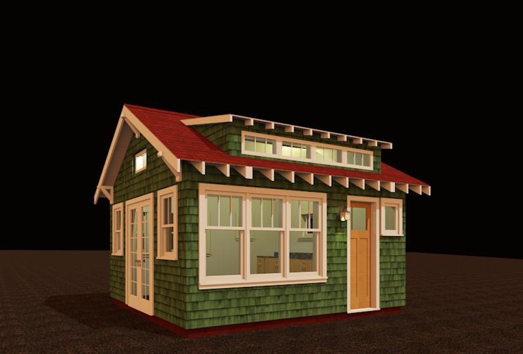 Planos de Casas pequeñas - Planos de Casas Gratis | dePlanos.Com